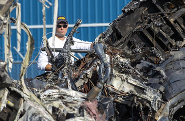 Dale Earnhardt Jr. Plane Crash
