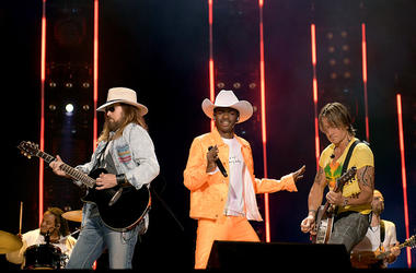 Billy Ray Cyrus, Lil Nas X and Keith Urban perform at 2019 CMA Music Fest.