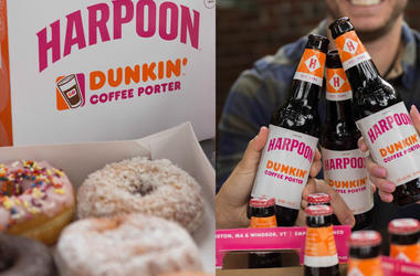 Dunkin' Brewing Up Beer For The Fall