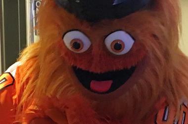 Gritty - Philadelphia Flyers Mascot