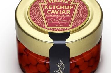 Heinz Ketchup Caviar