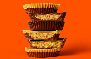 Reese's Chocolate Lovers and Peanut Butter Lovers