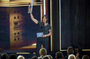 Keith Urban CMA Awards