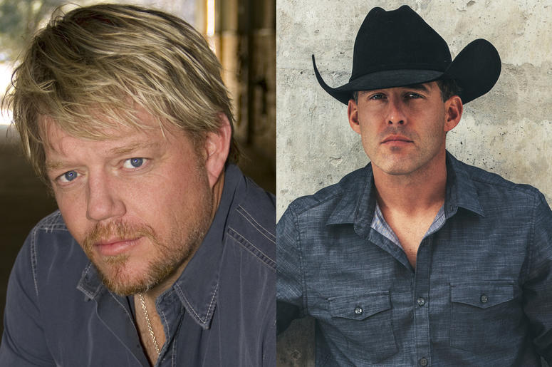 Pat Green and Aaron Watson