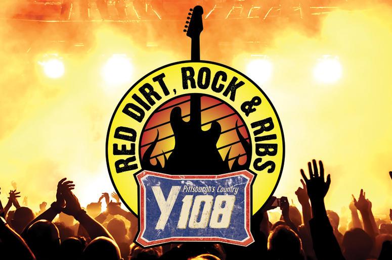 Y108 Red Dirt, Rock & Ribs 2019 Concert Series