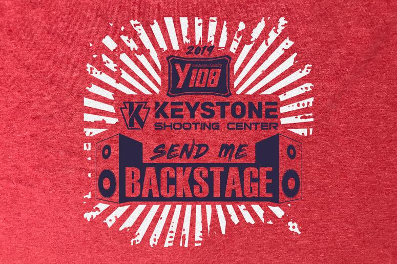 Send Me Backstage T-Shirt Drops 2019