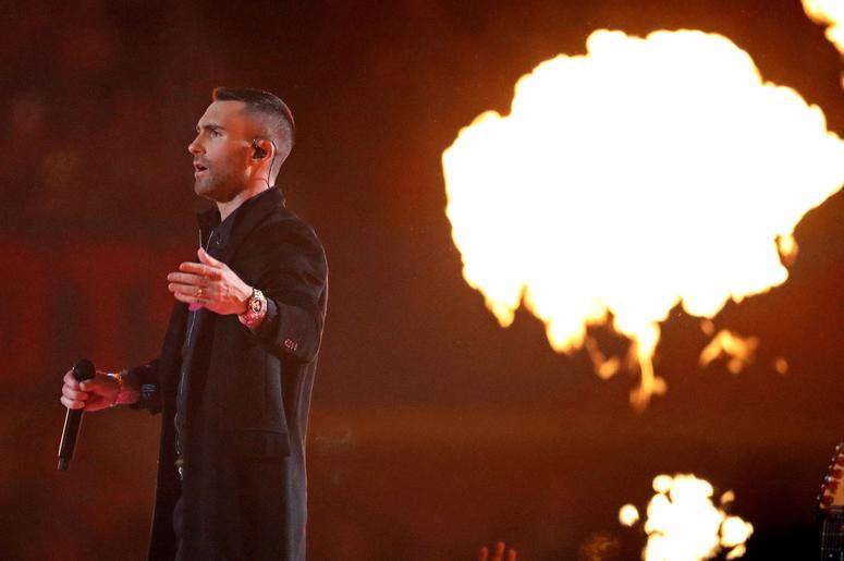 Adam Levine/Maroon 5