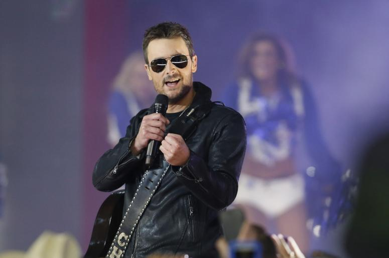 Country music artist Eric Church