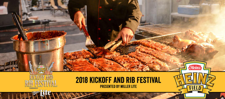 Heinz Field Kickoff and Rib Festival