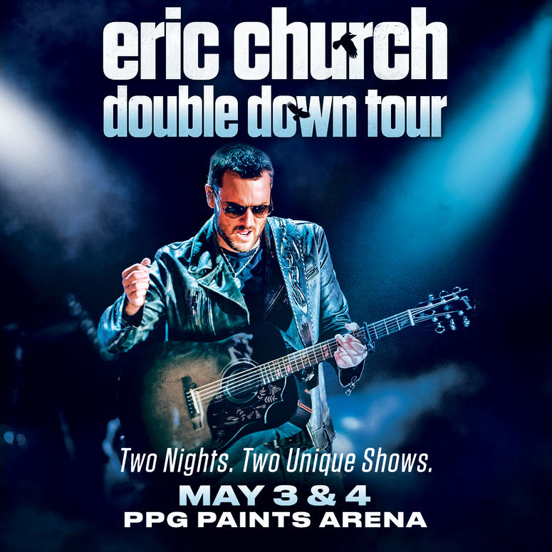 Eric Church Pittsburgh Concerts