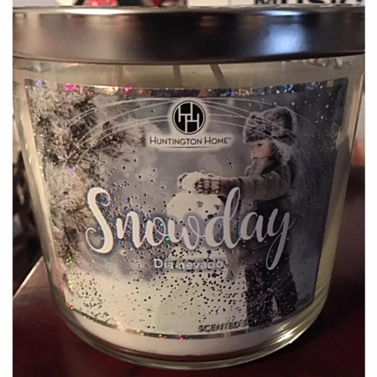 Aldi's Candle