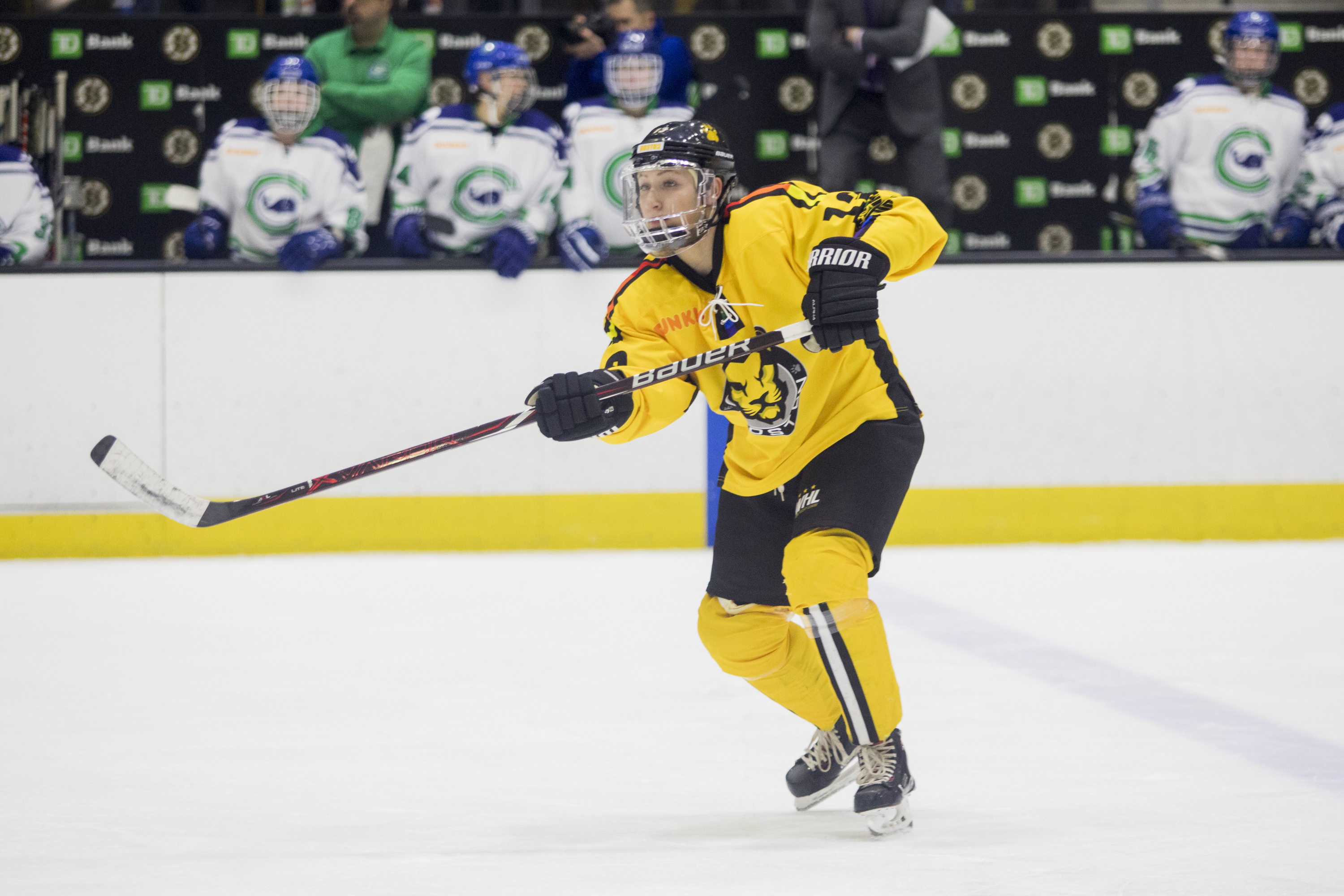 Boston Pride focusing on hockey, NWHL success after tumultuous