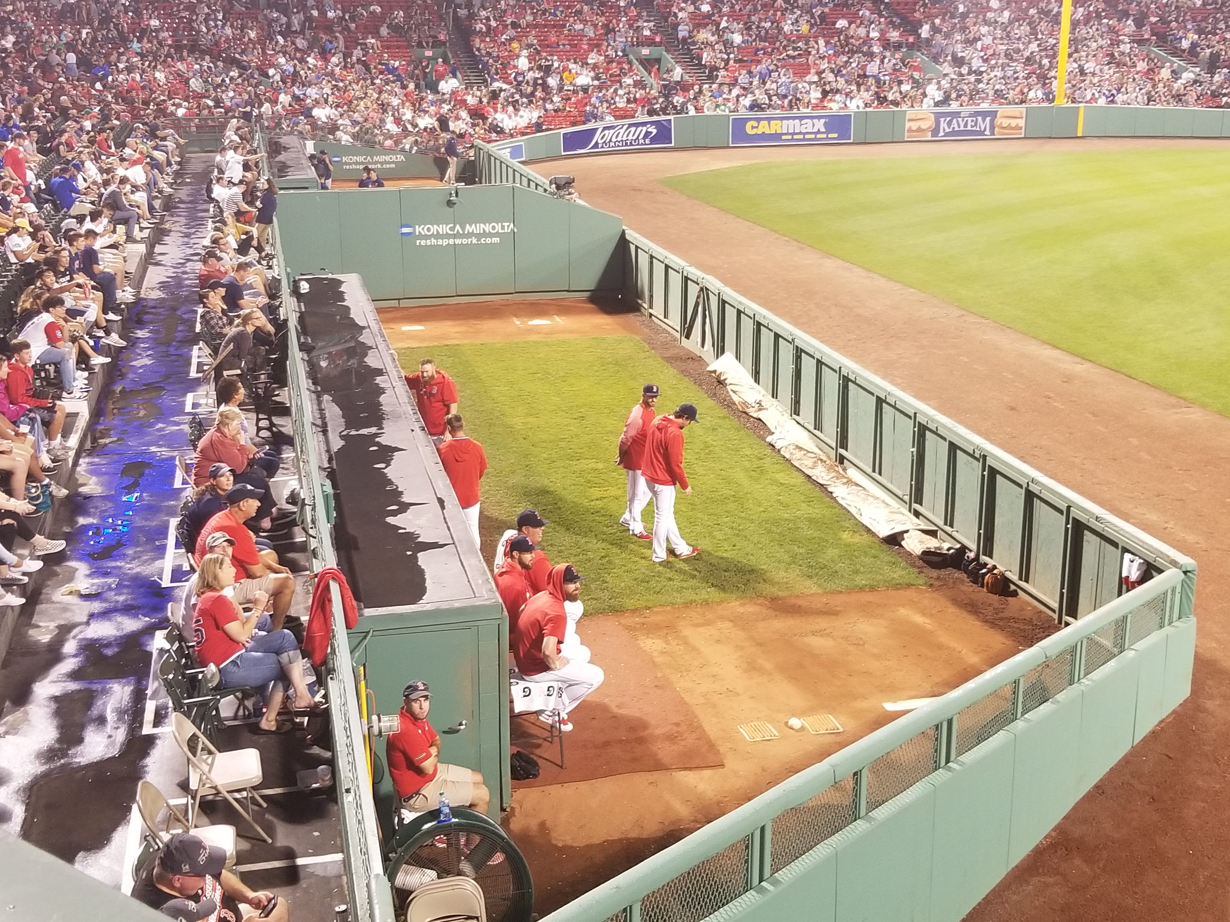 The unexpected problem in this crowded Red Sox bullpen