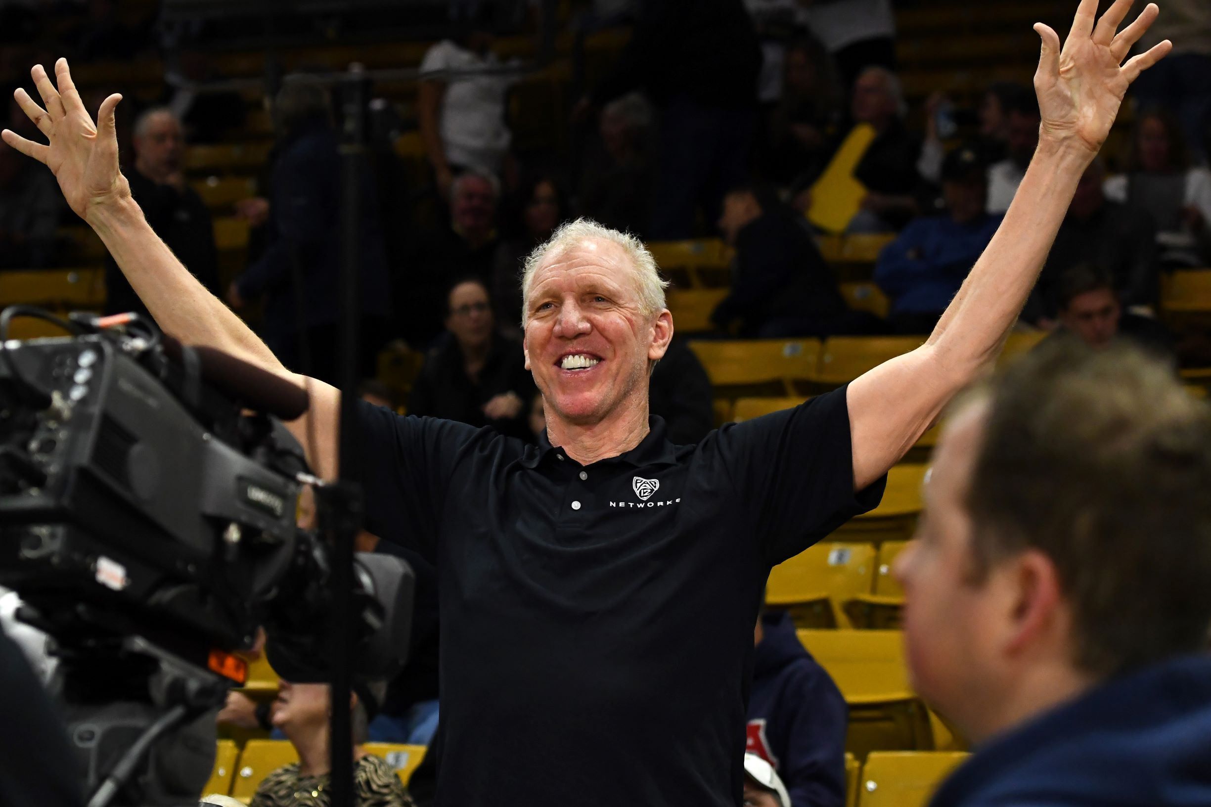 Guys who cracked code in Boston sports: Bill Walton