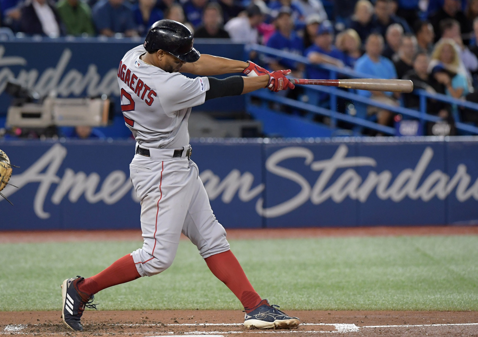 Who's Swinging the Lumber? Xander Bogaerts joins exclusive 30-homer,