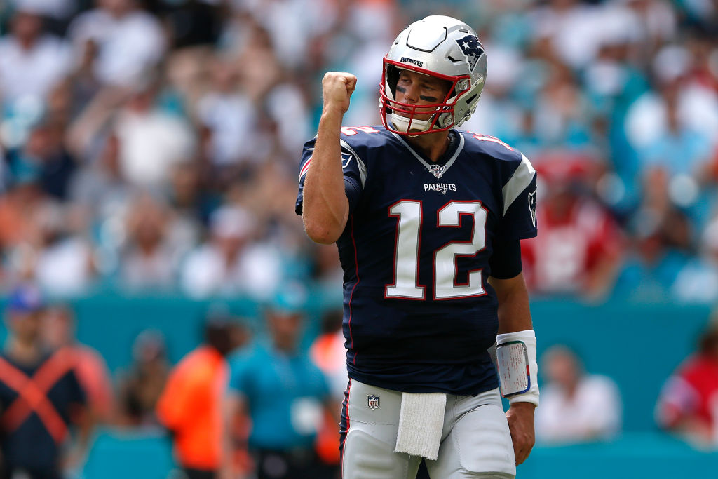 Tom Brady talks to the GHS about the possibility of a perfect