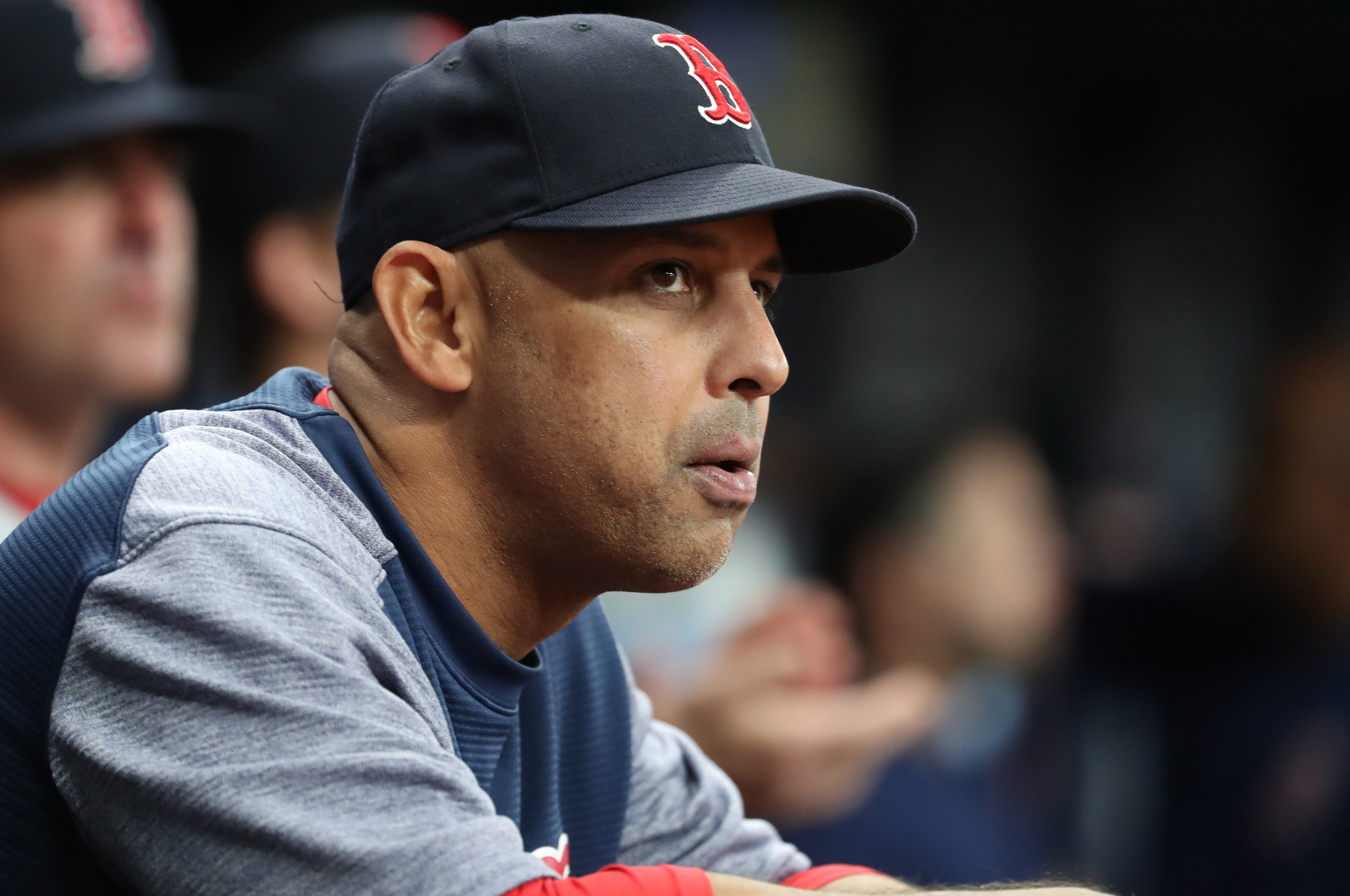 Alex Cora via OMF preaching accountability among players following tough loss to Rockies