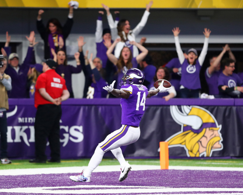 Peter King via D&K doesn't believe Stefon Diggs will be traded to