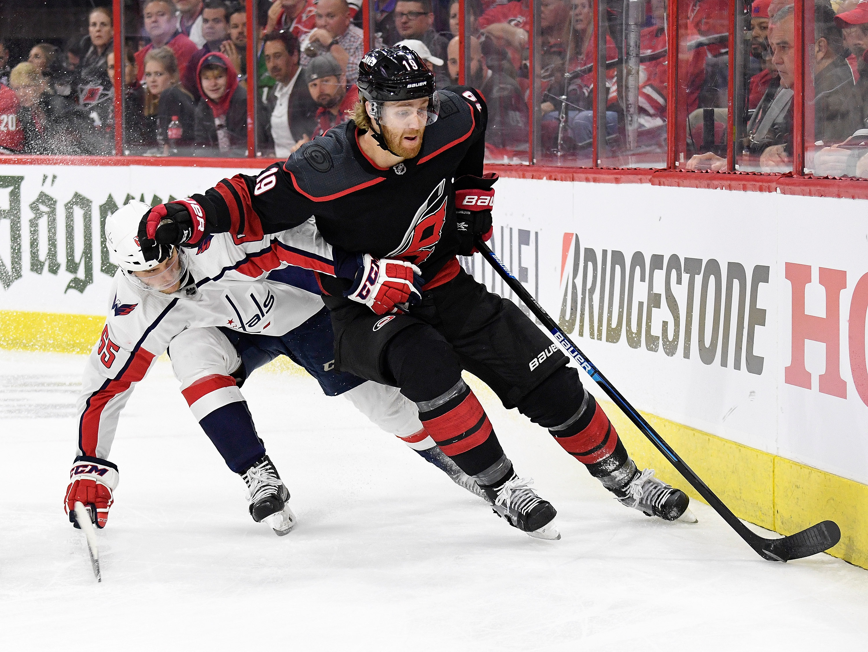 Dougie Hamilton still claims to not know why Bruins traded him