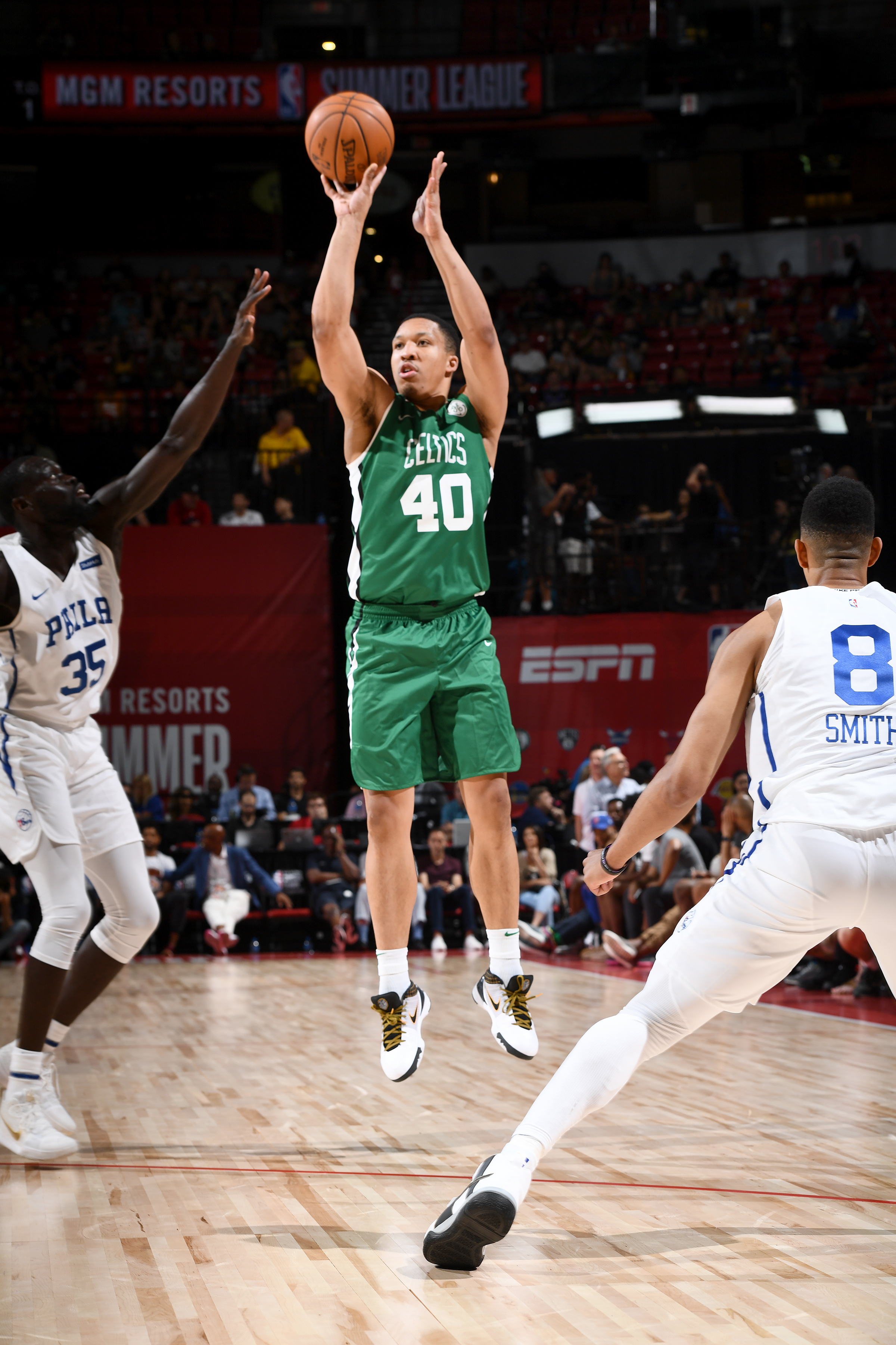 Three Quick Takeaways From The Celtics First 2019 Summer League