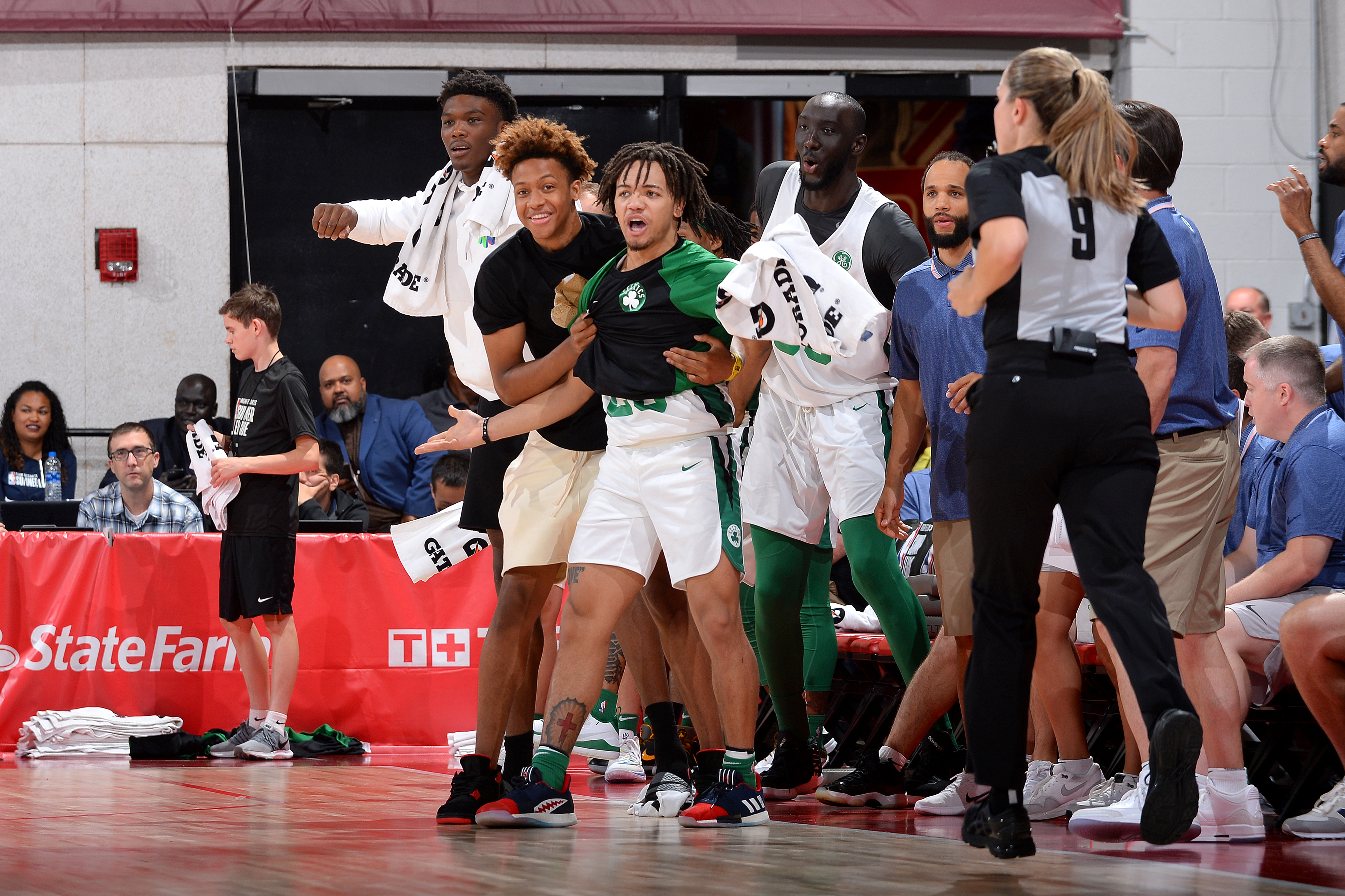 Three Quick Takeaways From The Celtics Third Nba Summer League Win