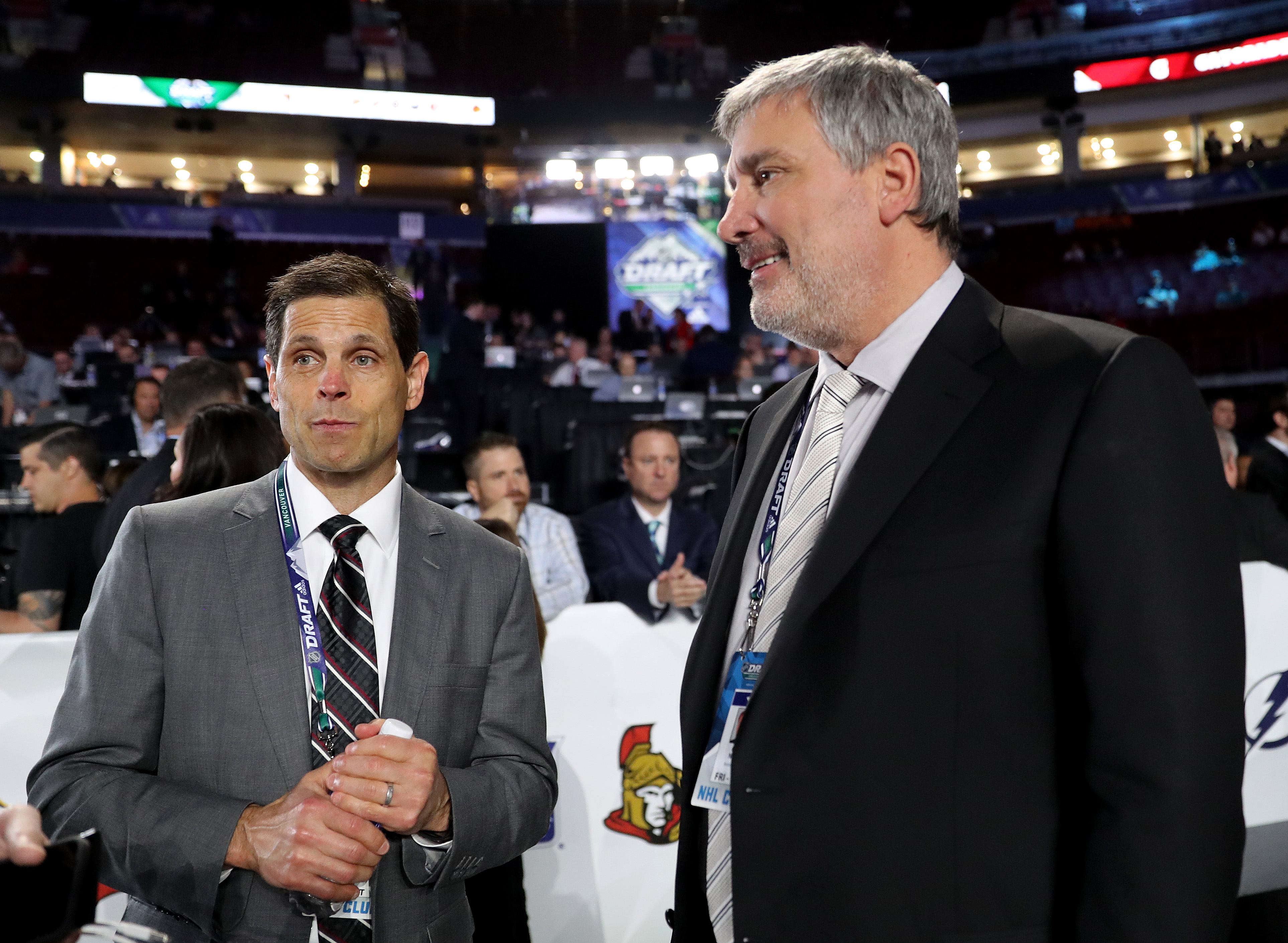 Who did the Bruins pick on the fourth day of the 2019 NHL Draft?