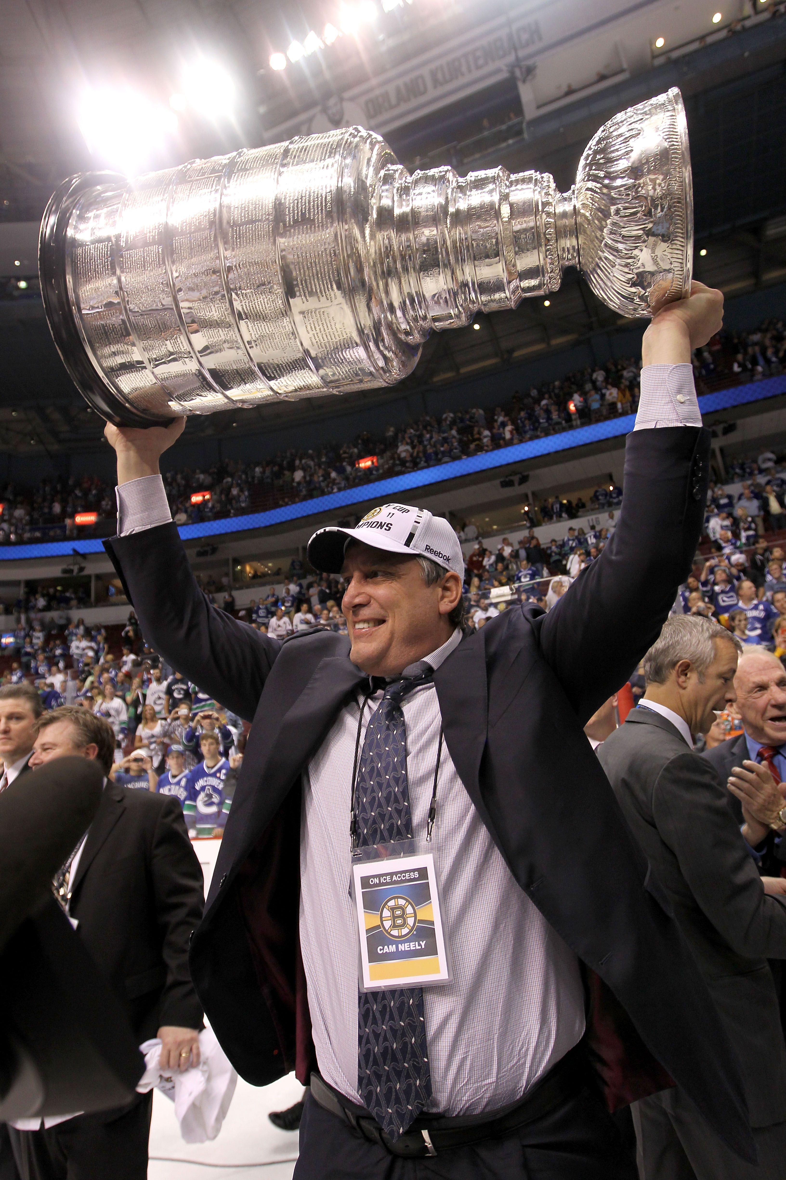 Cam Neely becoming a Hall of Fame worthy Bruins president