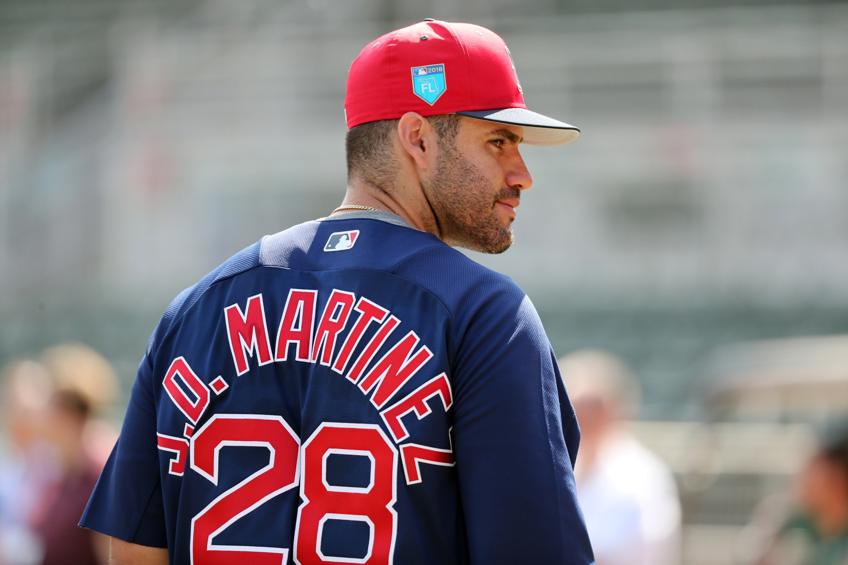finest selection ceaf9 1bd0a J.D. Martinez contract might be most complex in Red Sox ...