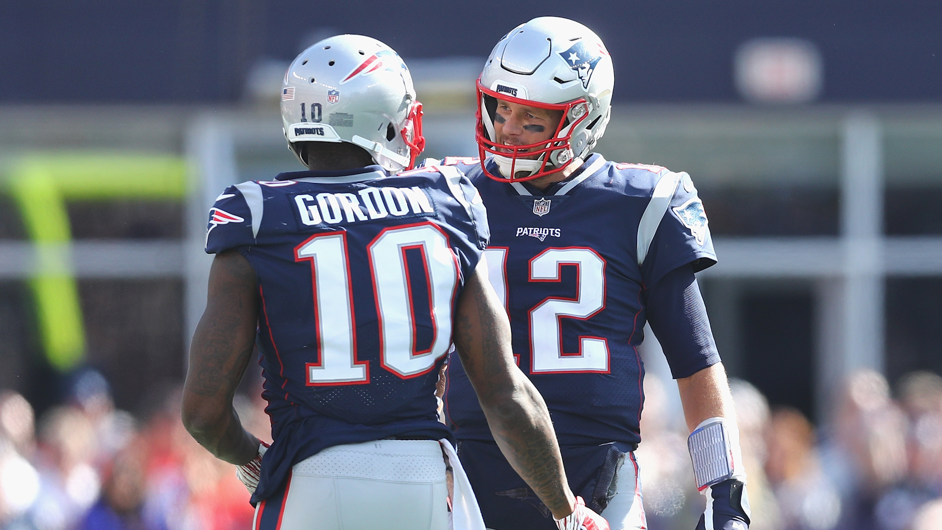 pretty nice d906d 24ab8 Questions remain for Josh Gordon, Patriots receivers | WEEI