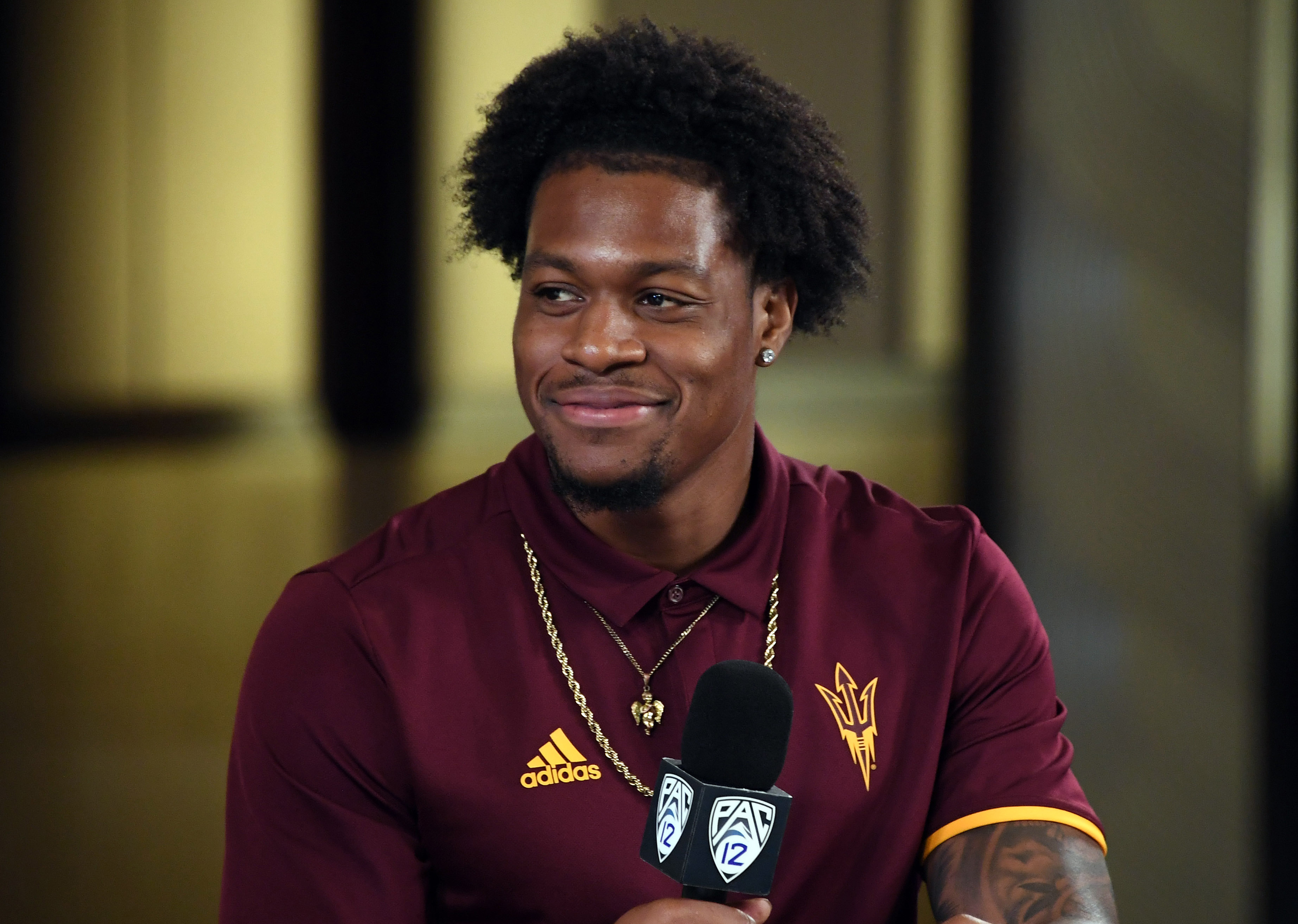 N'Keal Harry looking forward to working with demanding Tom Brady: 'I want to get coached hard'