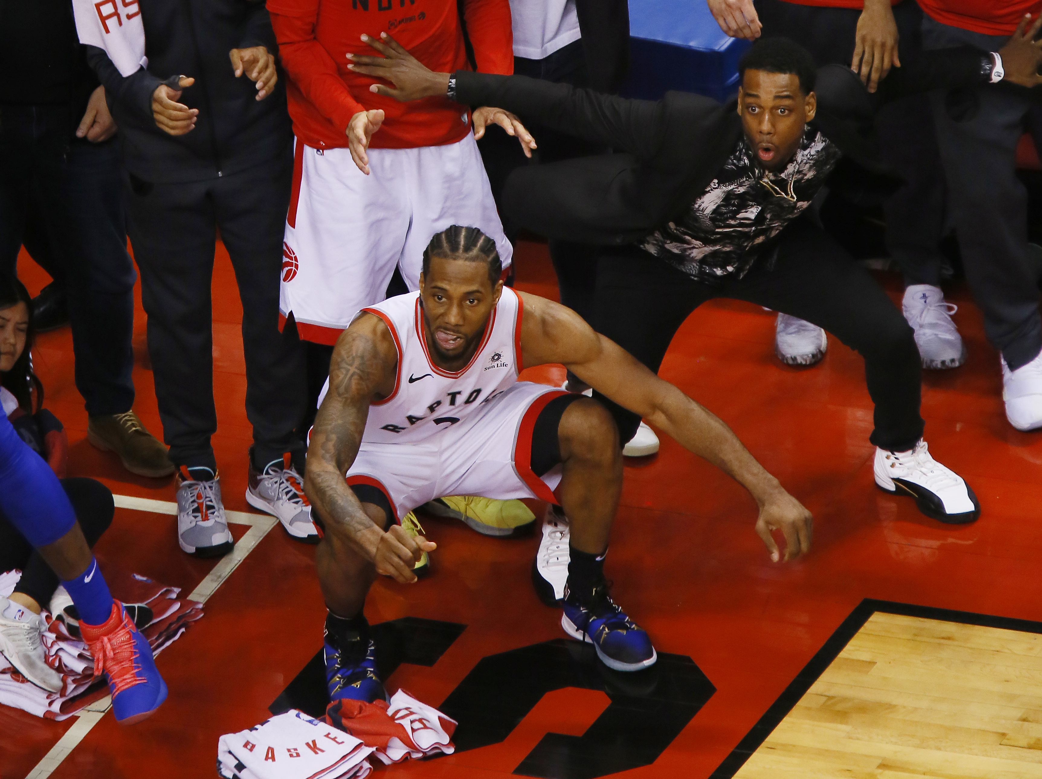Each Raptors win makes it more likely Kawhi Leonard stays in Toronto, which would be disastrous for Celtics