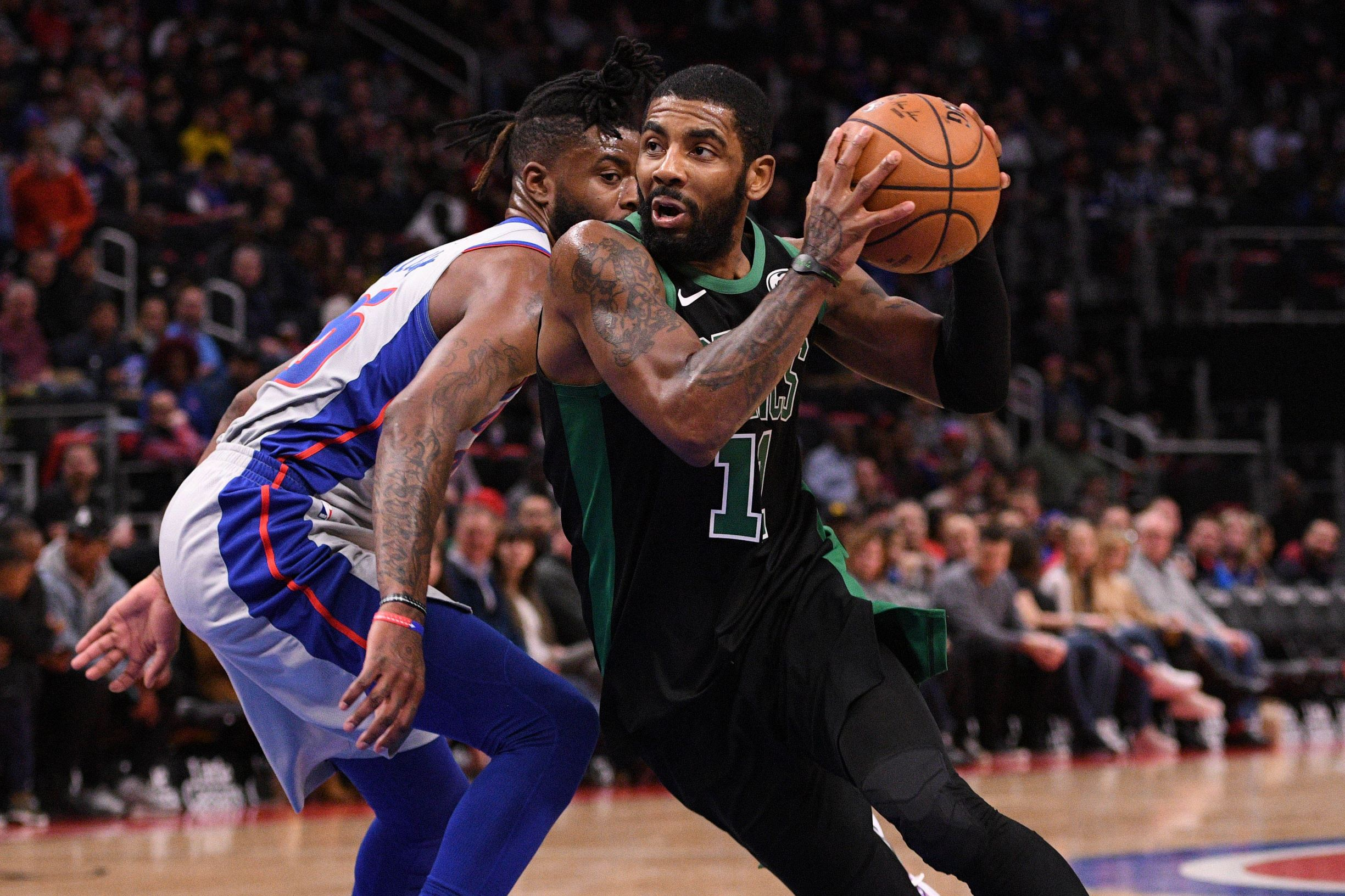 Statistically, Kyrie Irving is one of best playoff performers in NBA history