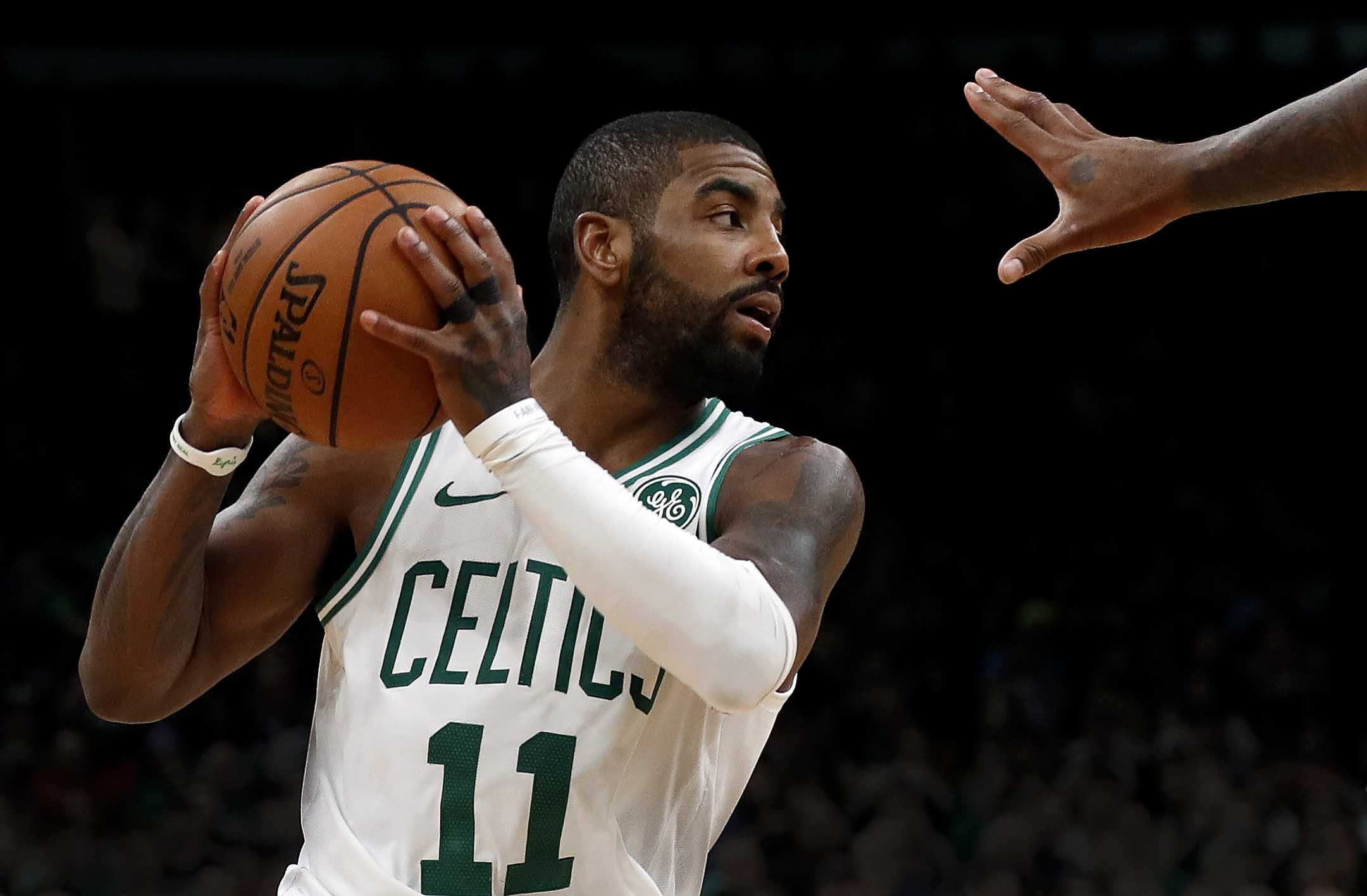 Nets are favorites to land Kyrie Irving in free agency, according to Vegas oddsmakers