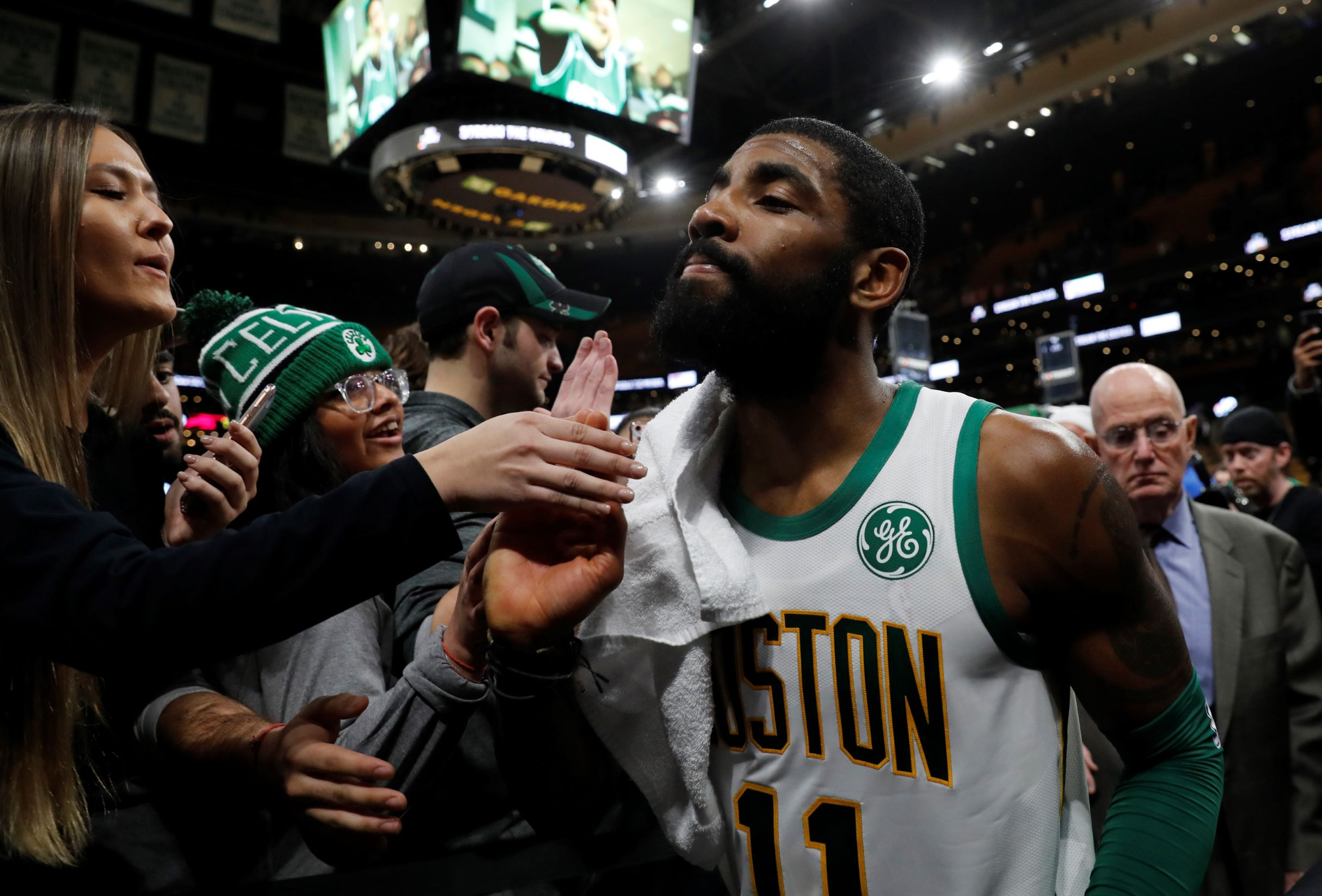 6e69fa8a725 Boston Celtics loss  Kyrie Irving doesn t deserve to play in Boston ...