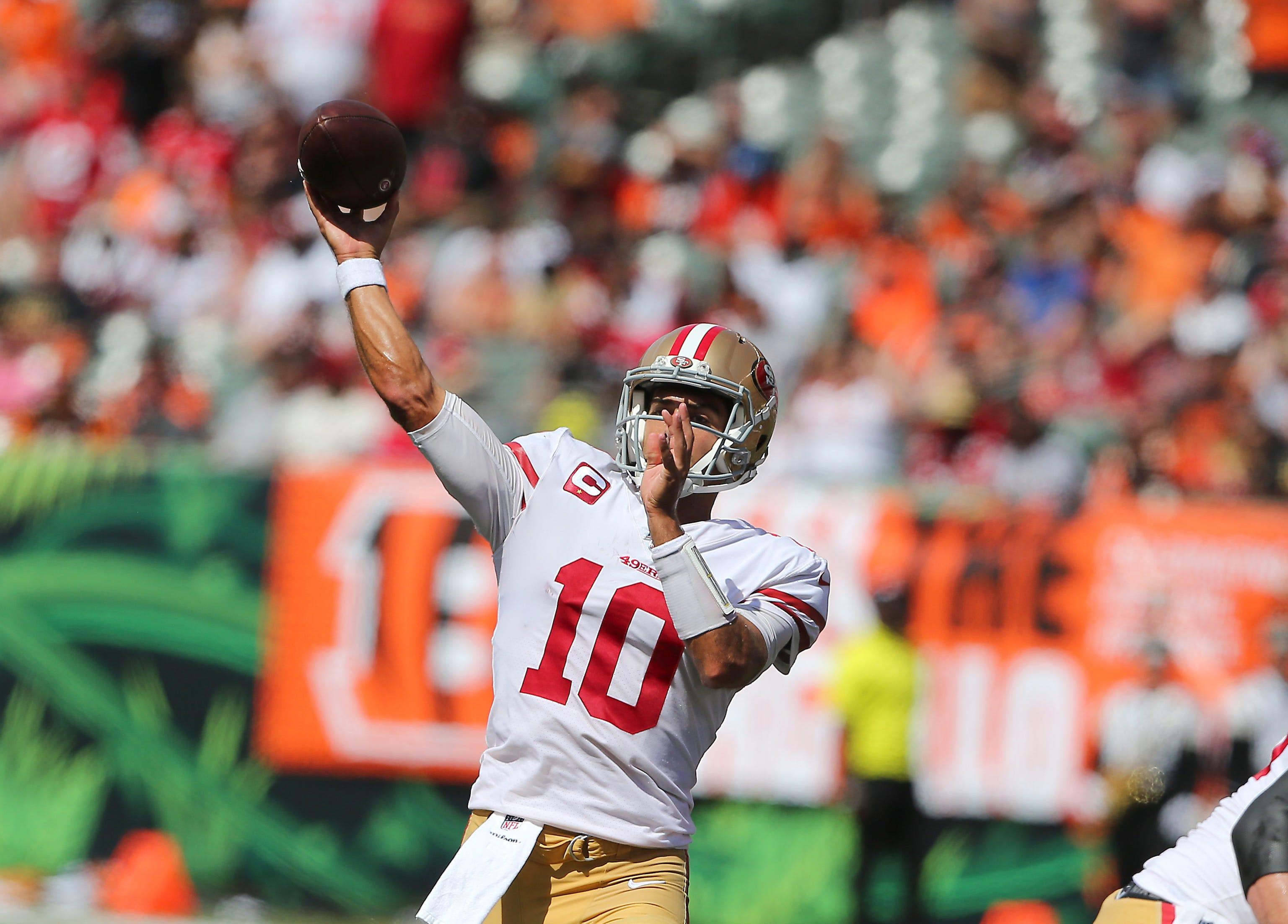 RADIO.COM NFL Week 3 Power Rankings: 49ers Surge, Steelers Drop