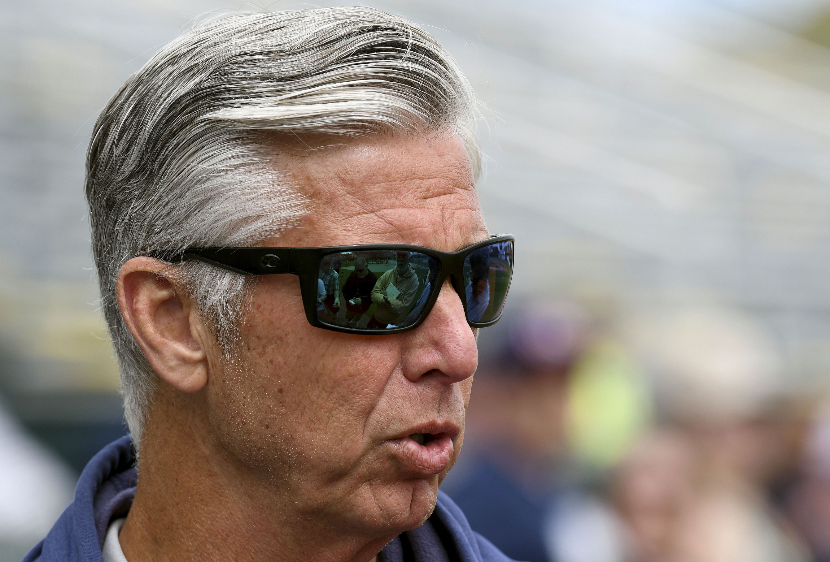 Dave Dombrowski on D&K: Recent report questioning future in Boston