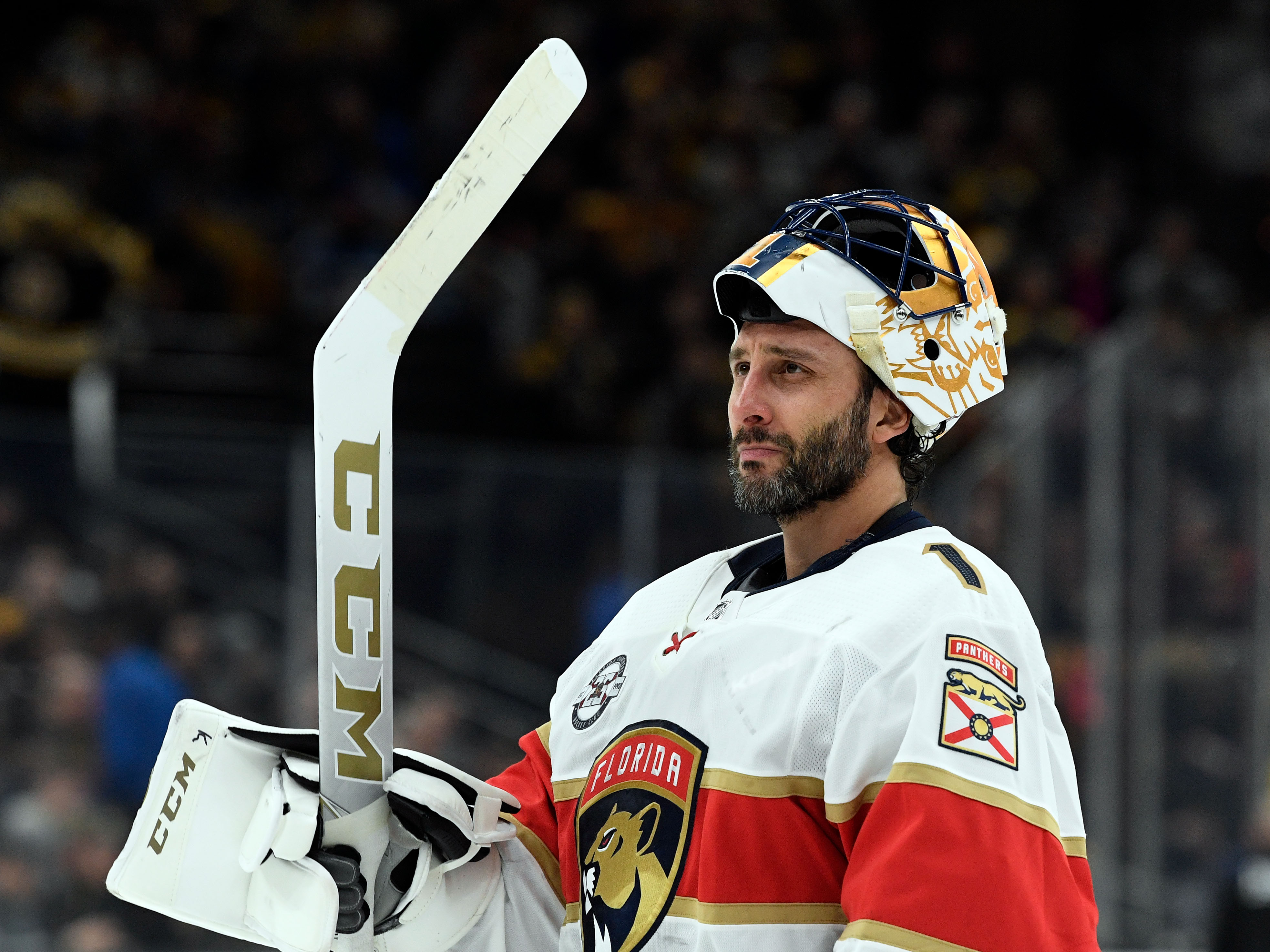 Roberto Luongo Made What Might Ve Been His Last Game Against The