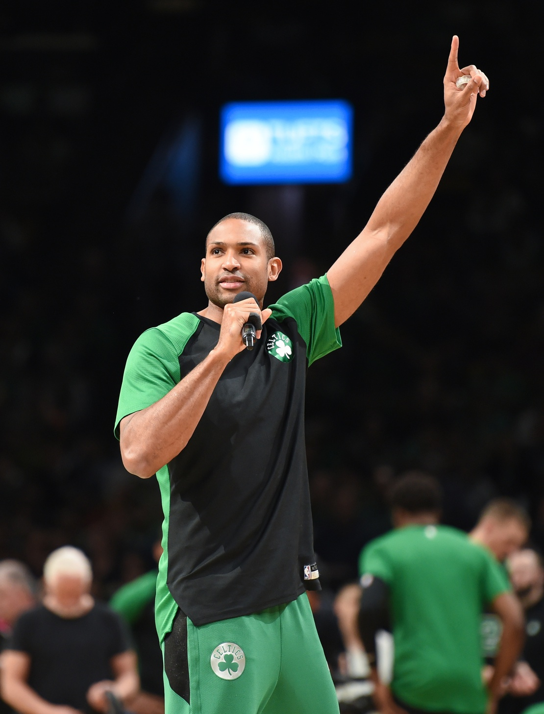 Al Horford's knowledge of a big payday elsewhere reportedly led to