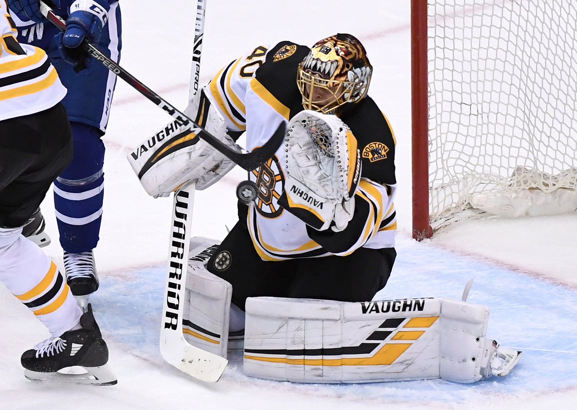 Bruins Tuukka Rask on 500th NHL game: 'goes to show how old I'm