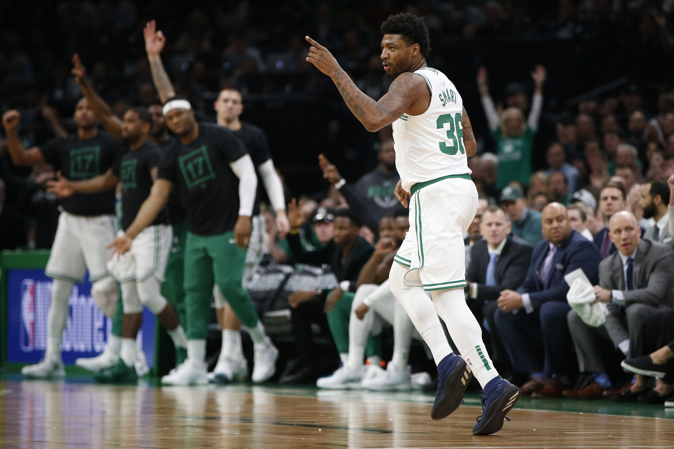 Marcus Smart reportedly the newest addition to Team USA's training