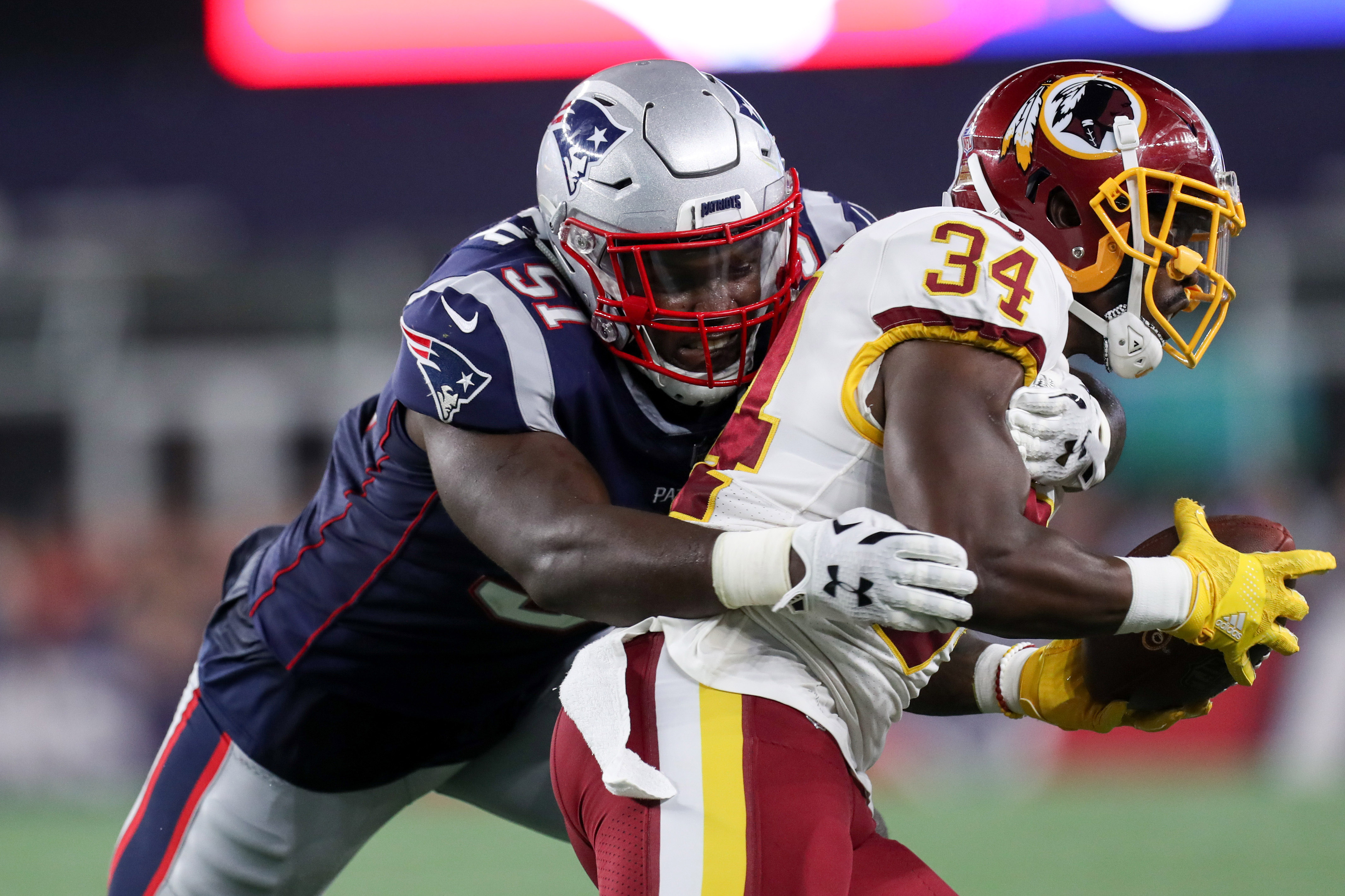 separation shoes 14ee4 4879b Jerod Mayo raves about another No. 51 Patriots linebacker | WEEI