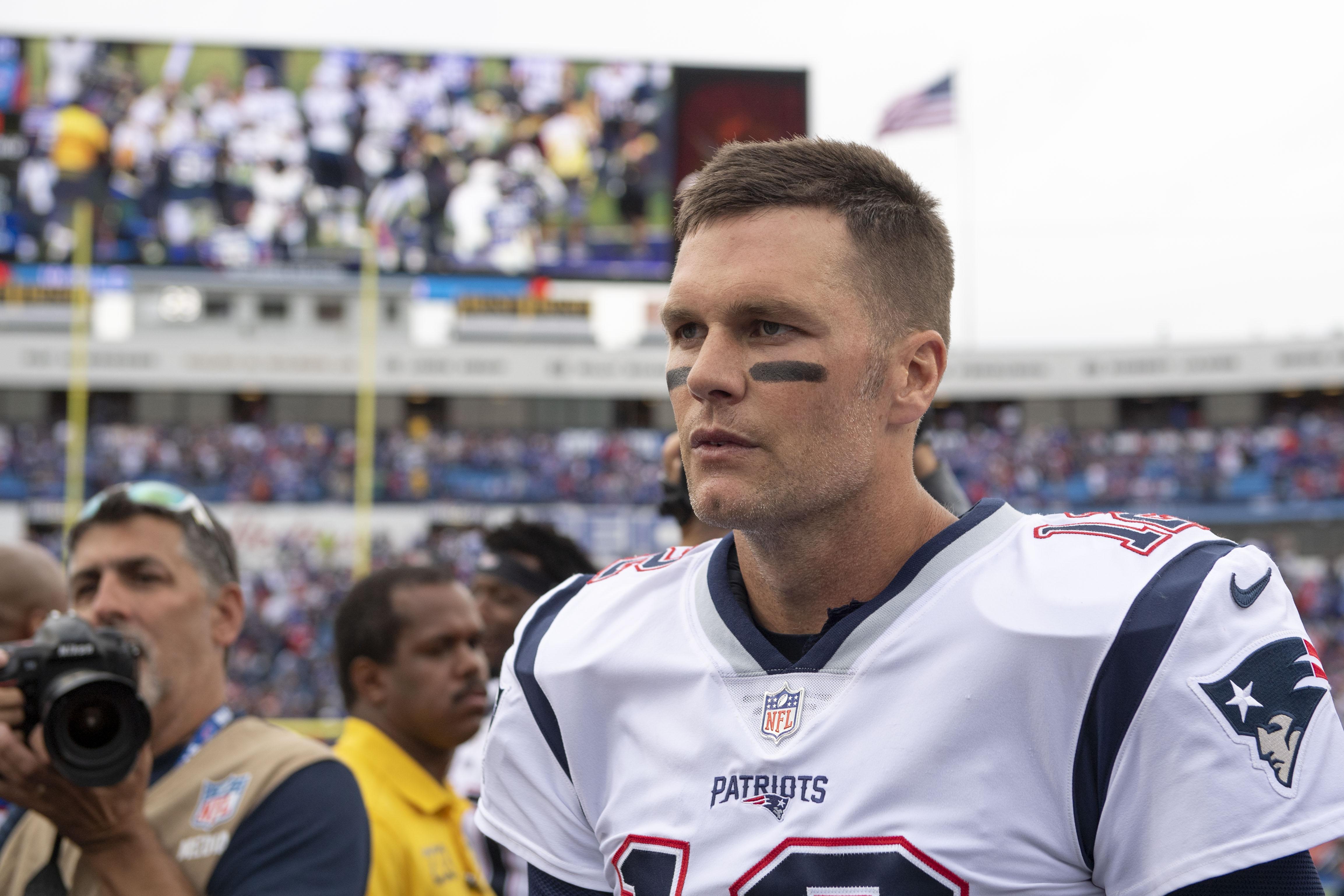 Tom Brady on GHS responds to latest Rob Gronkowski report