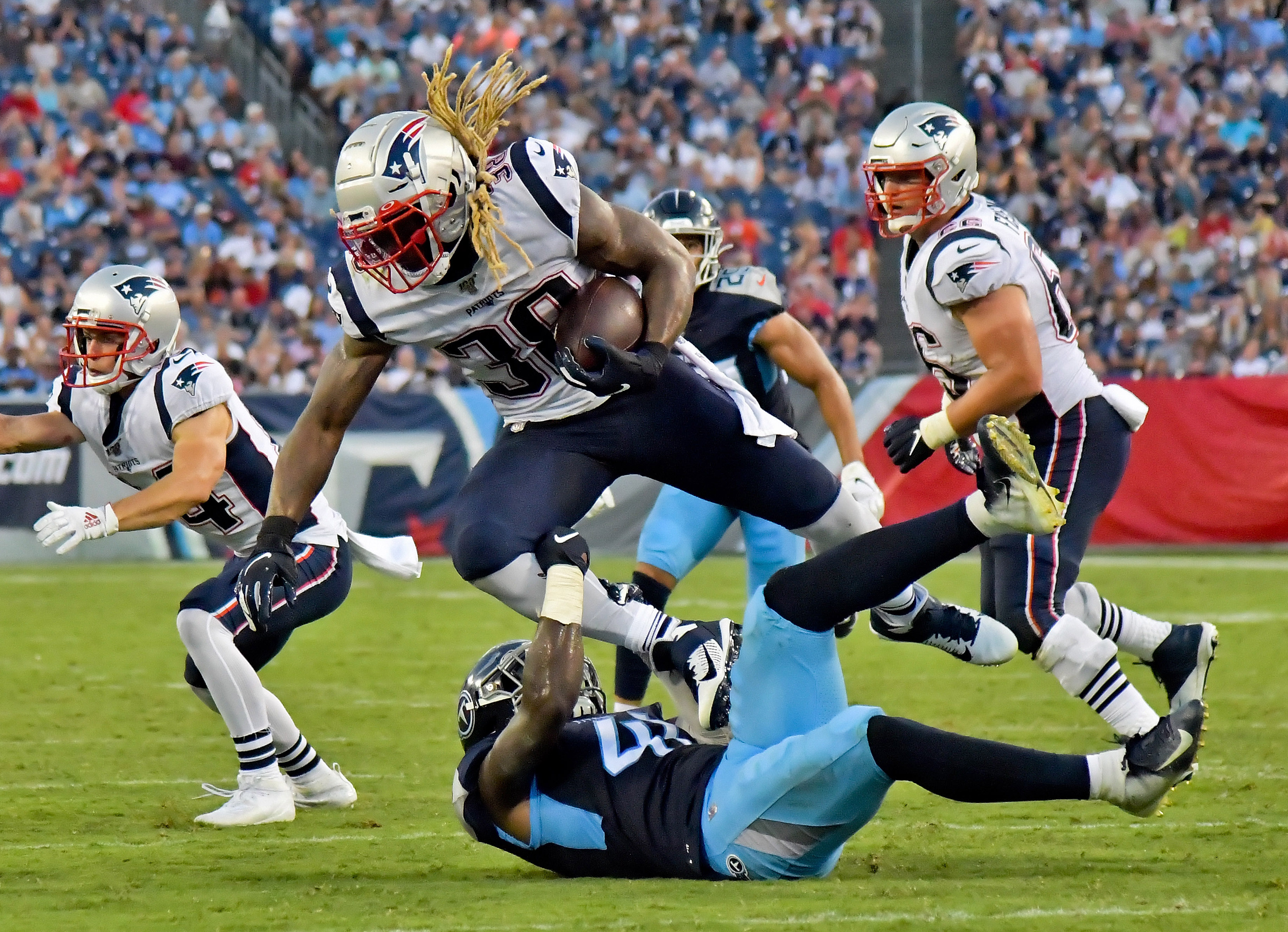 Patriots 22, Titans 17: 10 quick thoughts from second preseason game