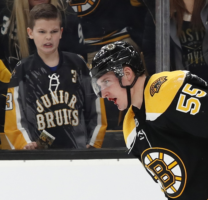 Flipboard: Hackett: Bruins Are Proof Dreams Can Actually