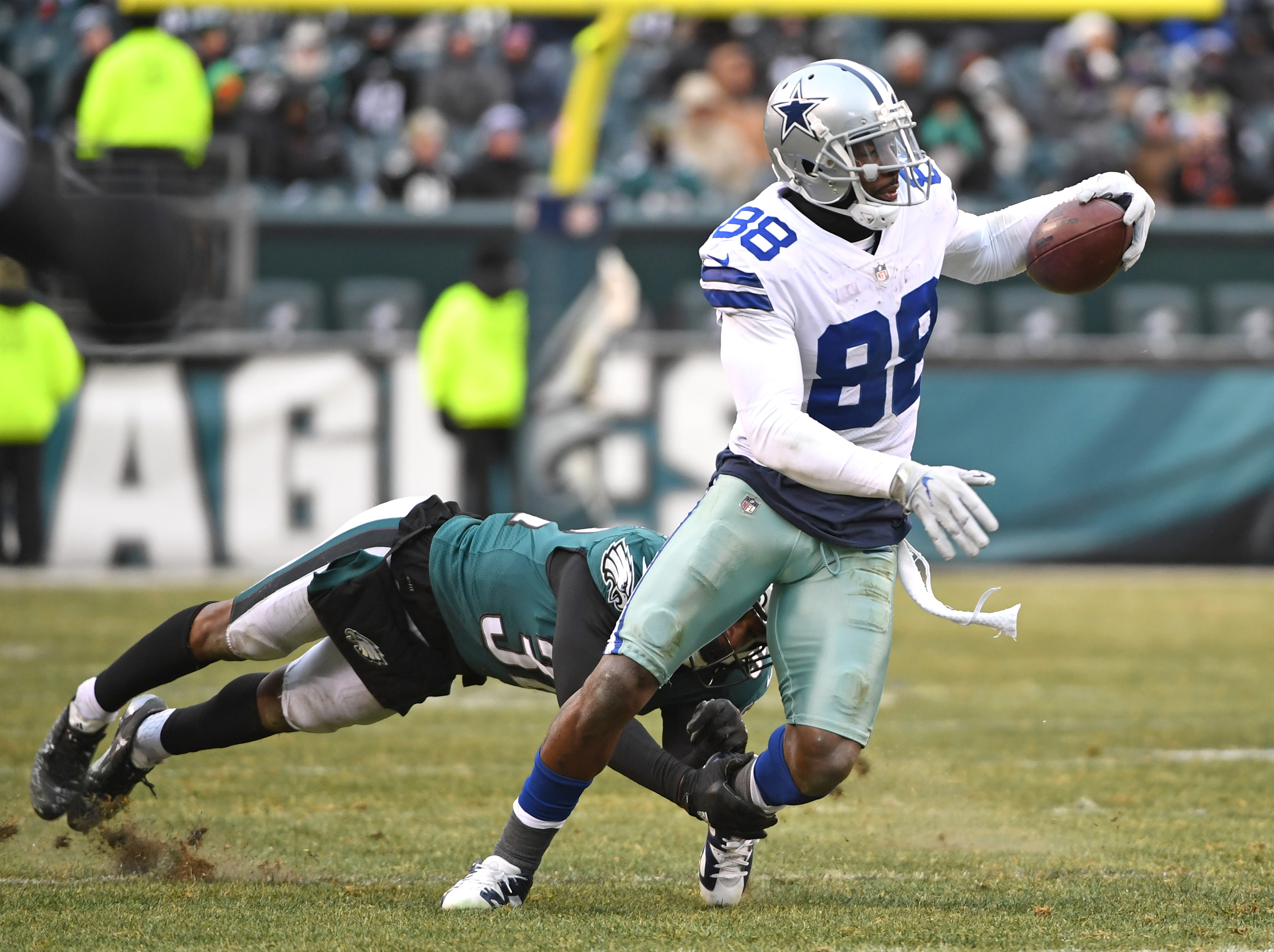 Dez Bryant Patriots Rumors Wide Receiver Would Be Perfect