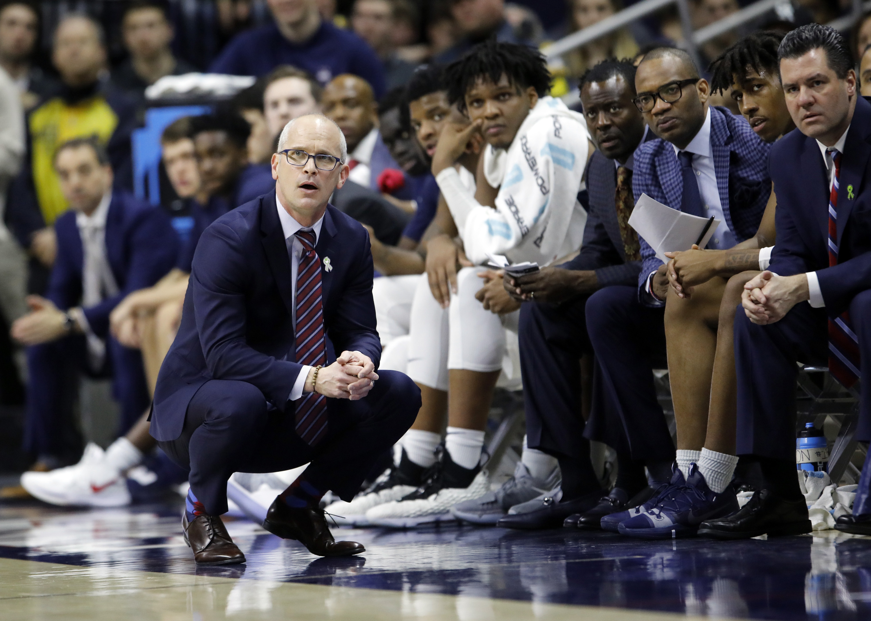 946b8e48 Thinking out loud: Good and bad week for UConn hoops   WEEI