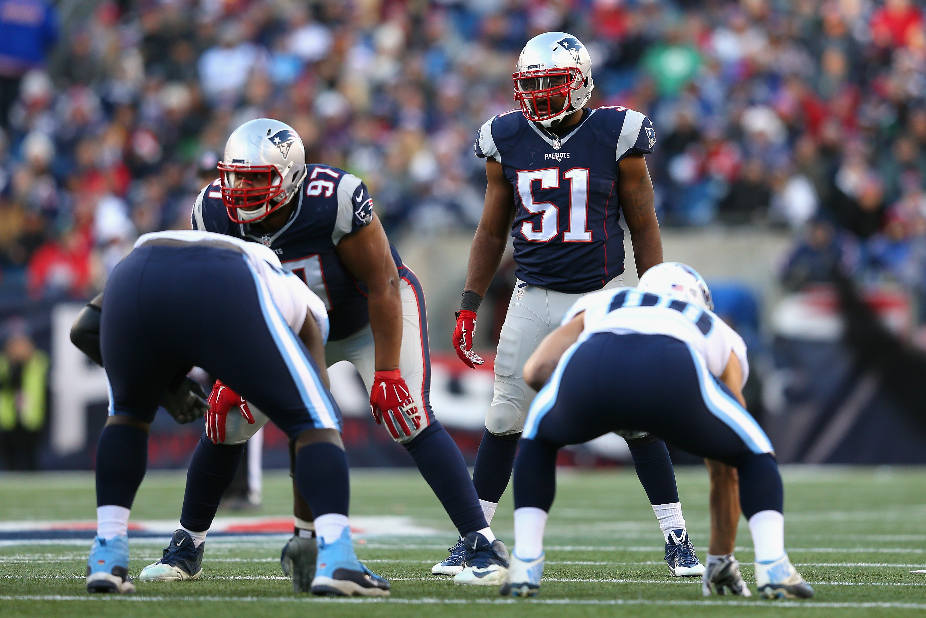Jerod Mayo emerging as candidate to call defensive plays among