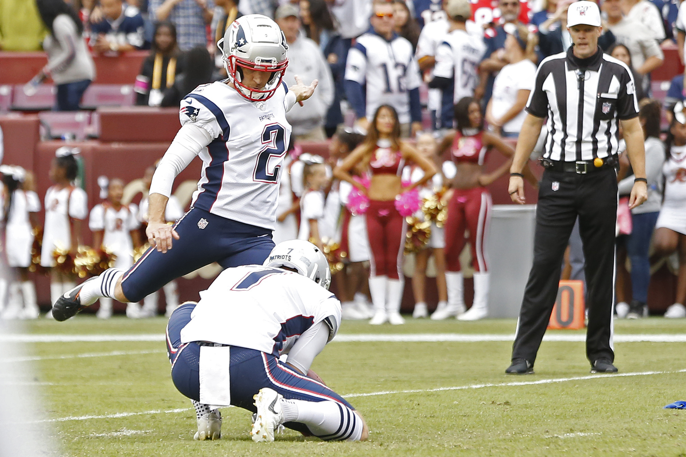 Best of NFL Week 5 on Twitter: Mike Nugent Gostkowski'd his first