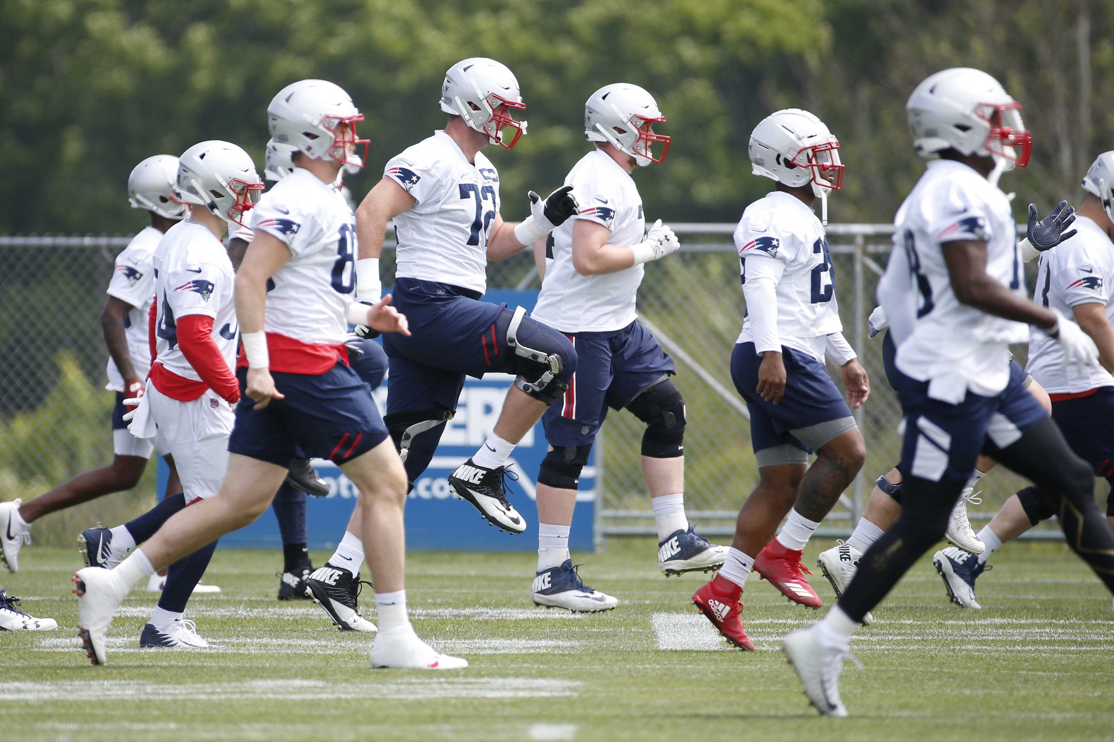 Patriots 53-man roster projection, version 6.0: Bold, surprising