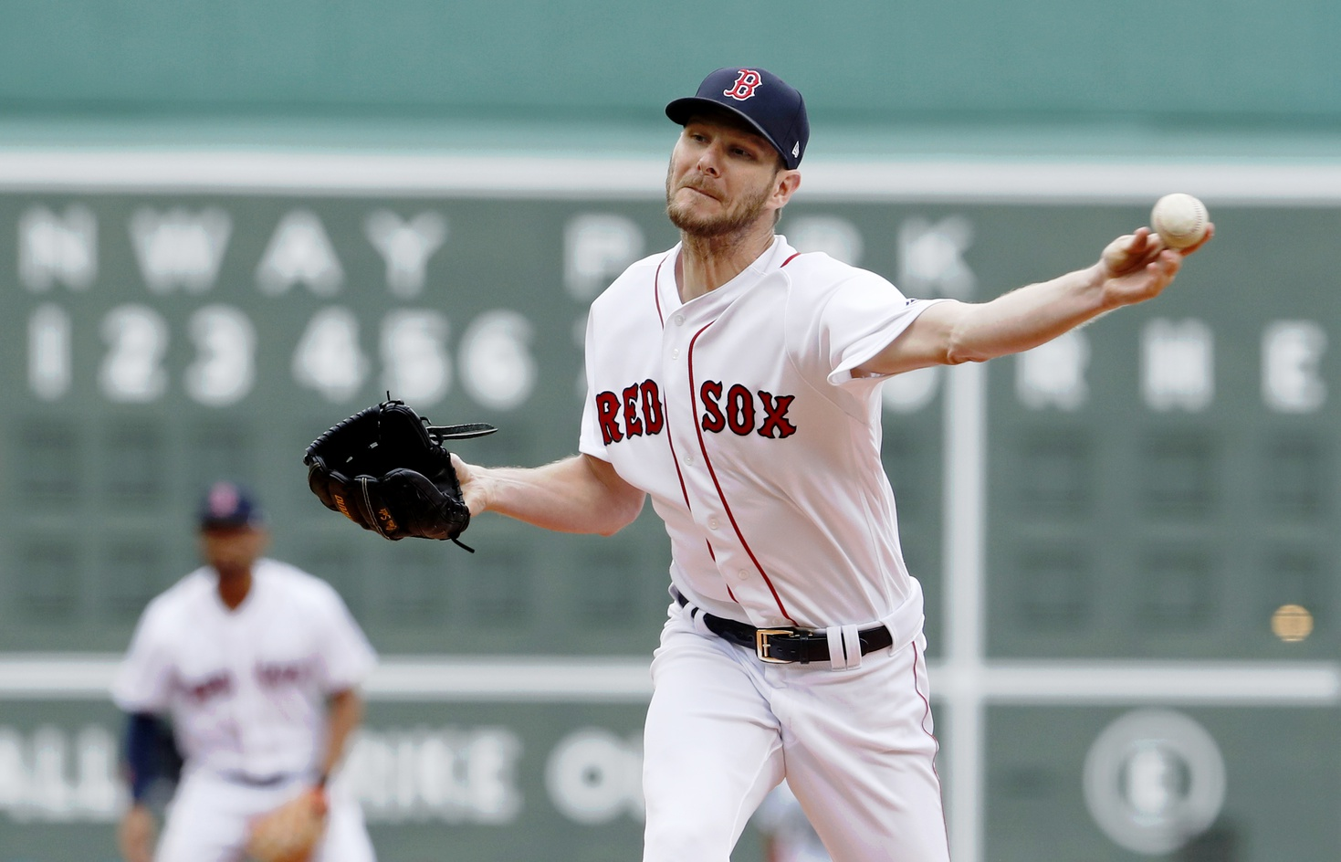 The old Chris Sale makes a return in Red Sox win